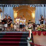 Szövetség koncert gyerek kórussal