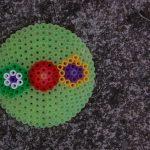 Dekoráció gyöngyökből