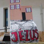 Jézus és dekoráció